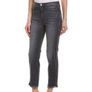 Hudson Jeans | Zooey Lethal High Rise Straight